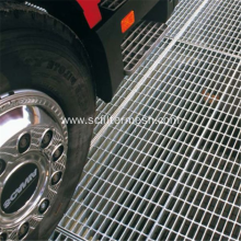 Heavy Duty Galvanized Steel Floor Grating